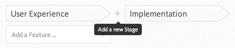 Add a stage
