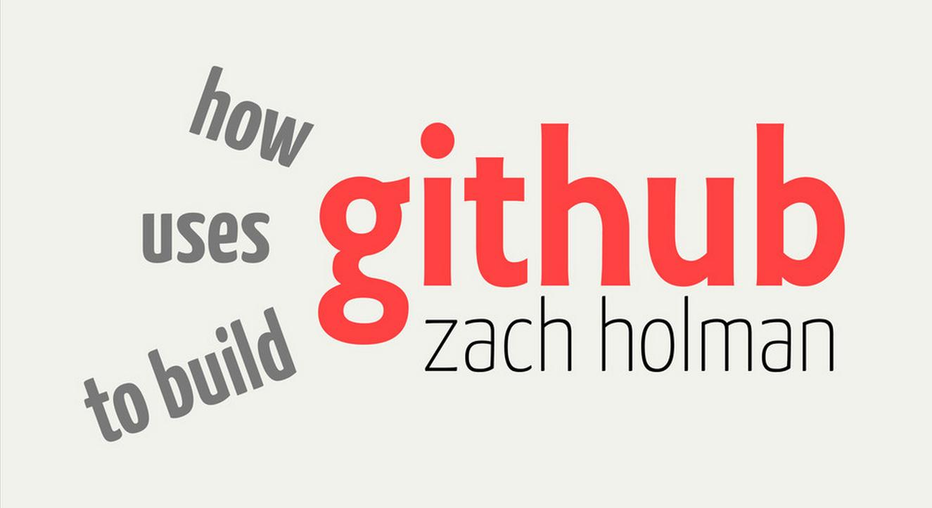 How GitHub uses GitHub