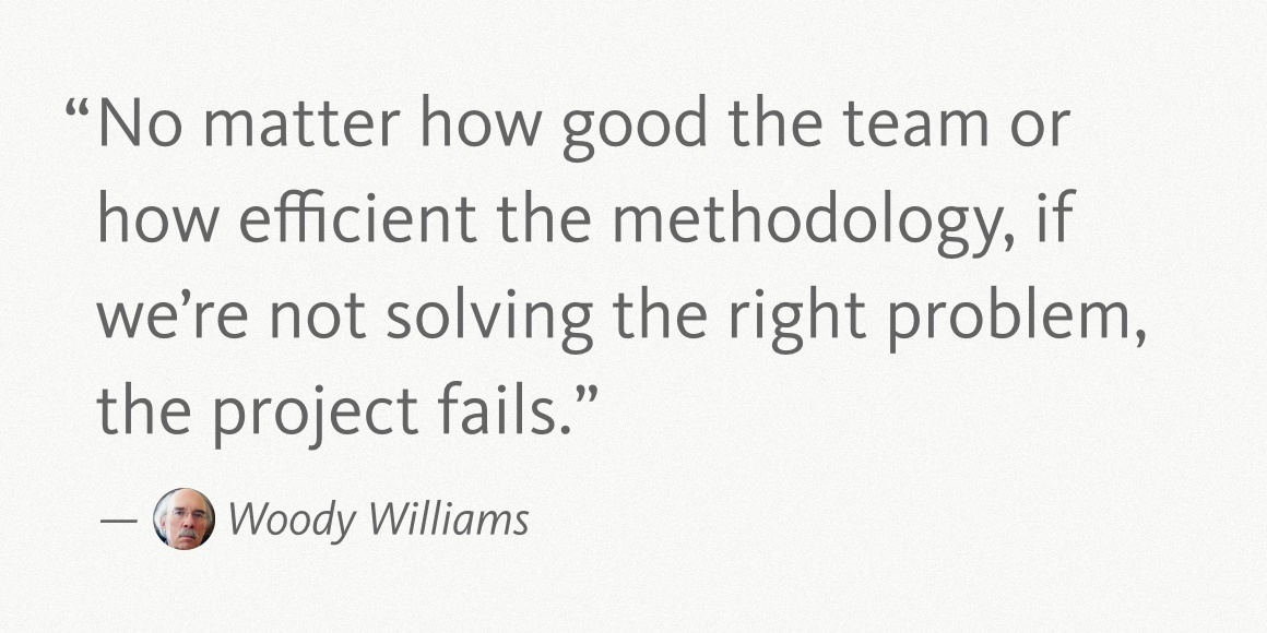 Woody Williams Quote