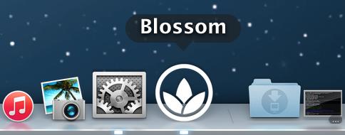 Blossom Fluid App